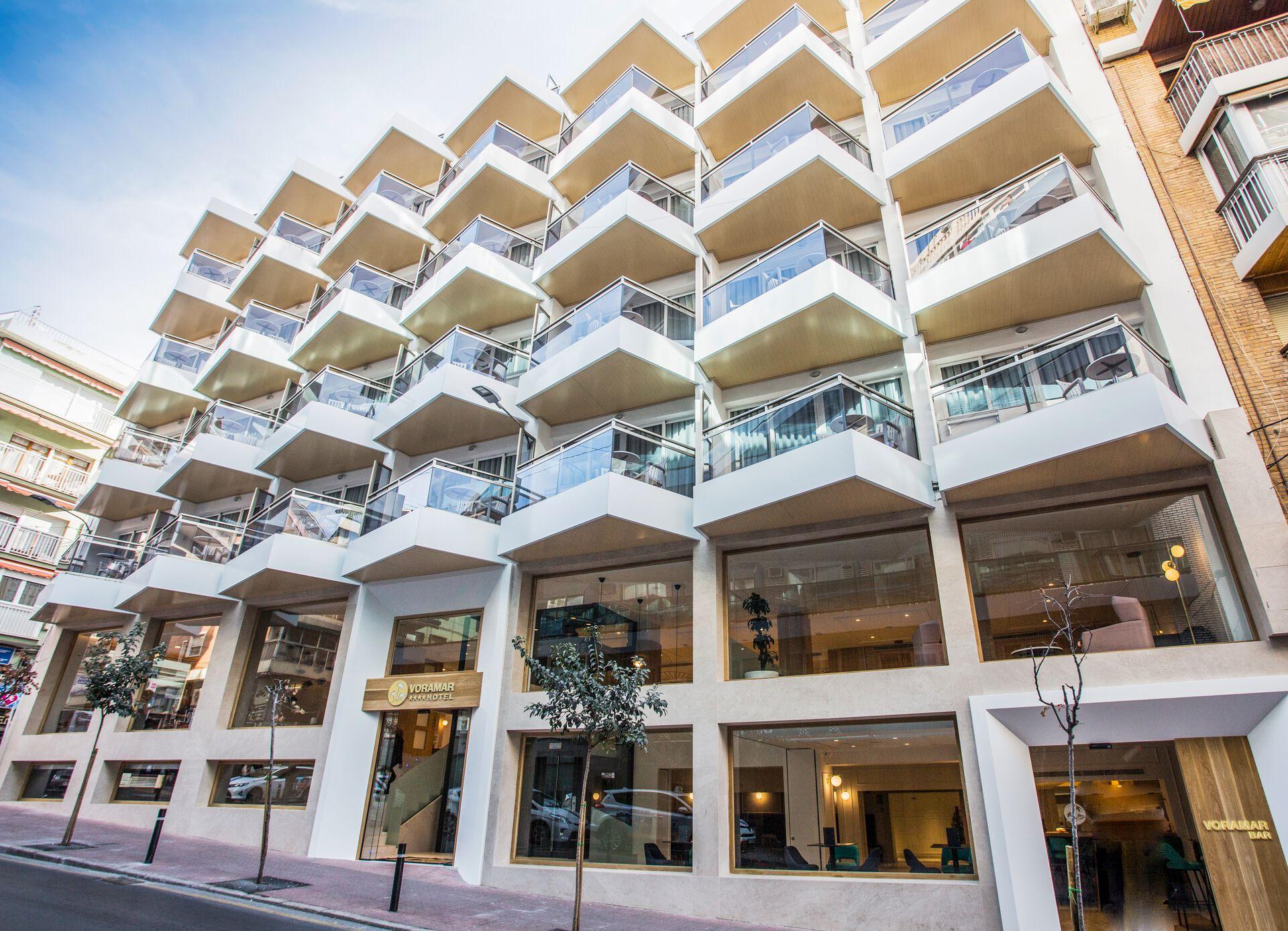 Séjour Alicante - Hotel Voramar Benidorm - 4*
