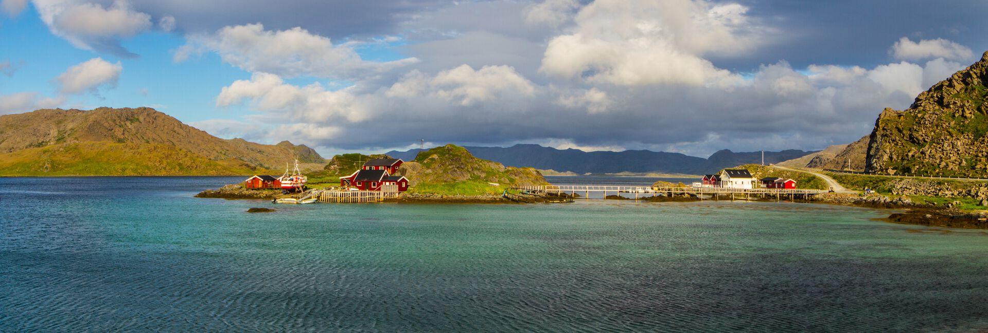 Busrundreise Nordkap und Lappland