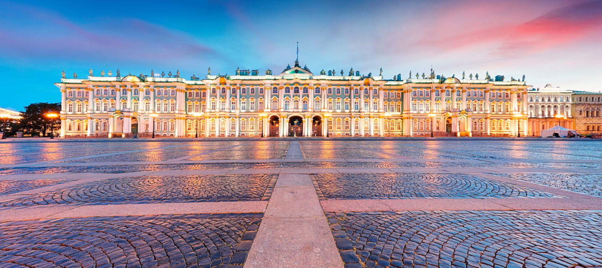 Russlands Metropolen - Moskau & St. Petersburg