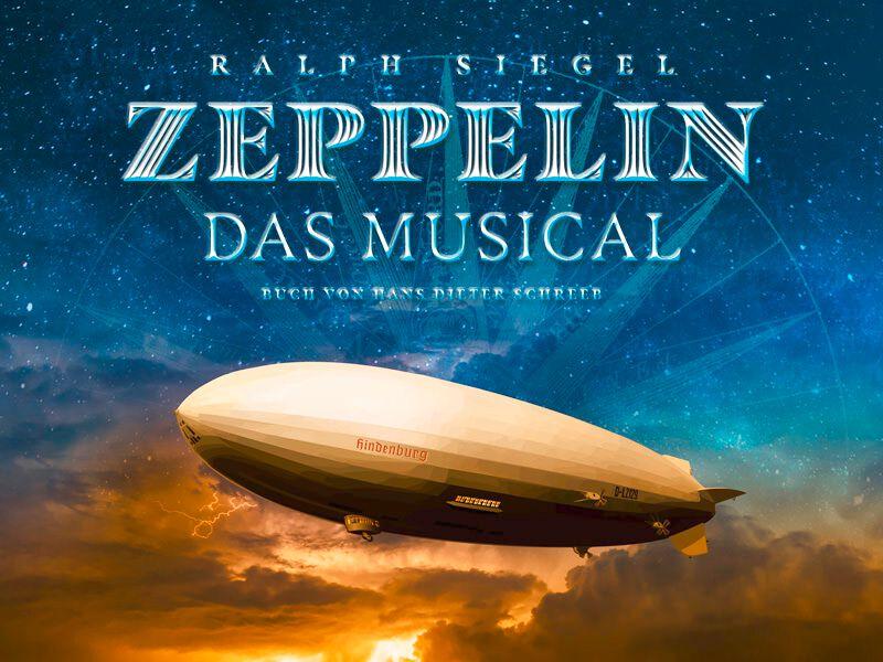 ZEPPELIN - Das Musical & Best Western Plus Hotel Füssen