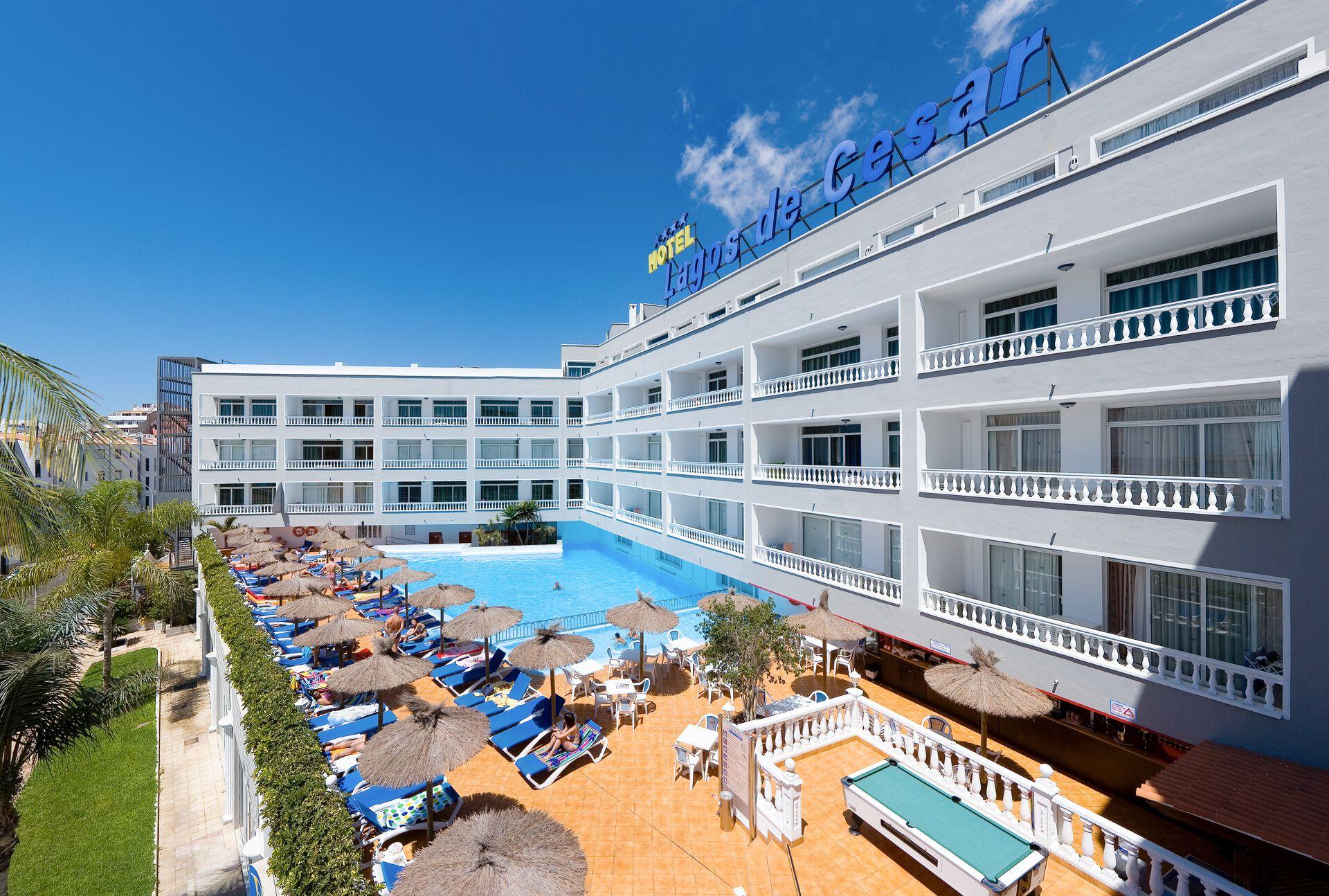 Hotel Blue Sea Lagos de Cesar - 4*