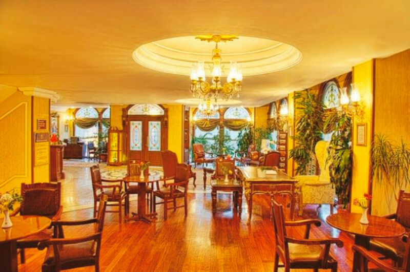 Turquie - Istanbul - Hôtel Best Western Empire Palace Istanbul 4*