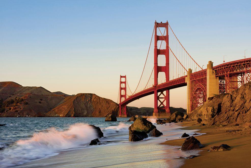 BRR Quer durch die USA von San Francisco bis New York