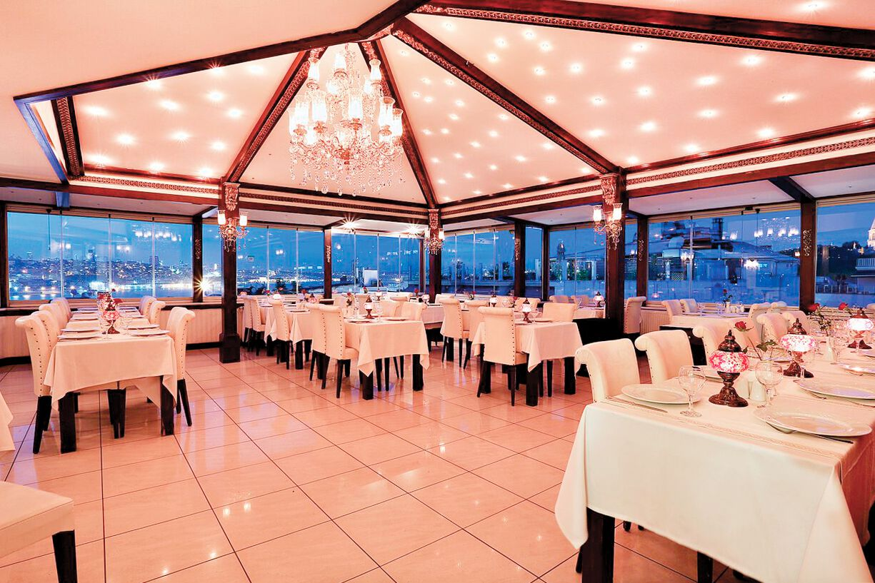 Turquie - Istanbul - Hôtel Ipek Palas 4*