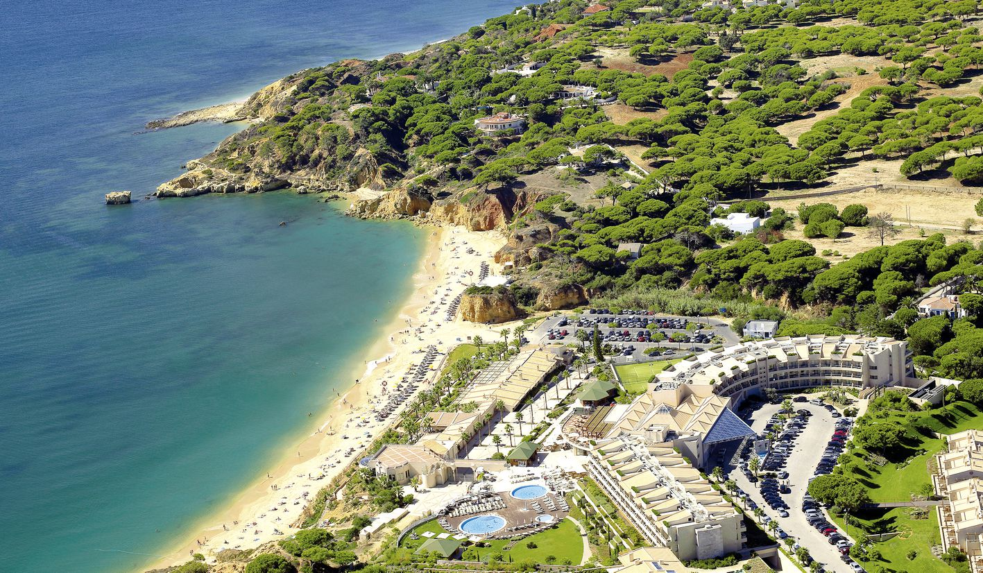 Grande Real Santa Eulália Resort & Hotel Spa - 5*