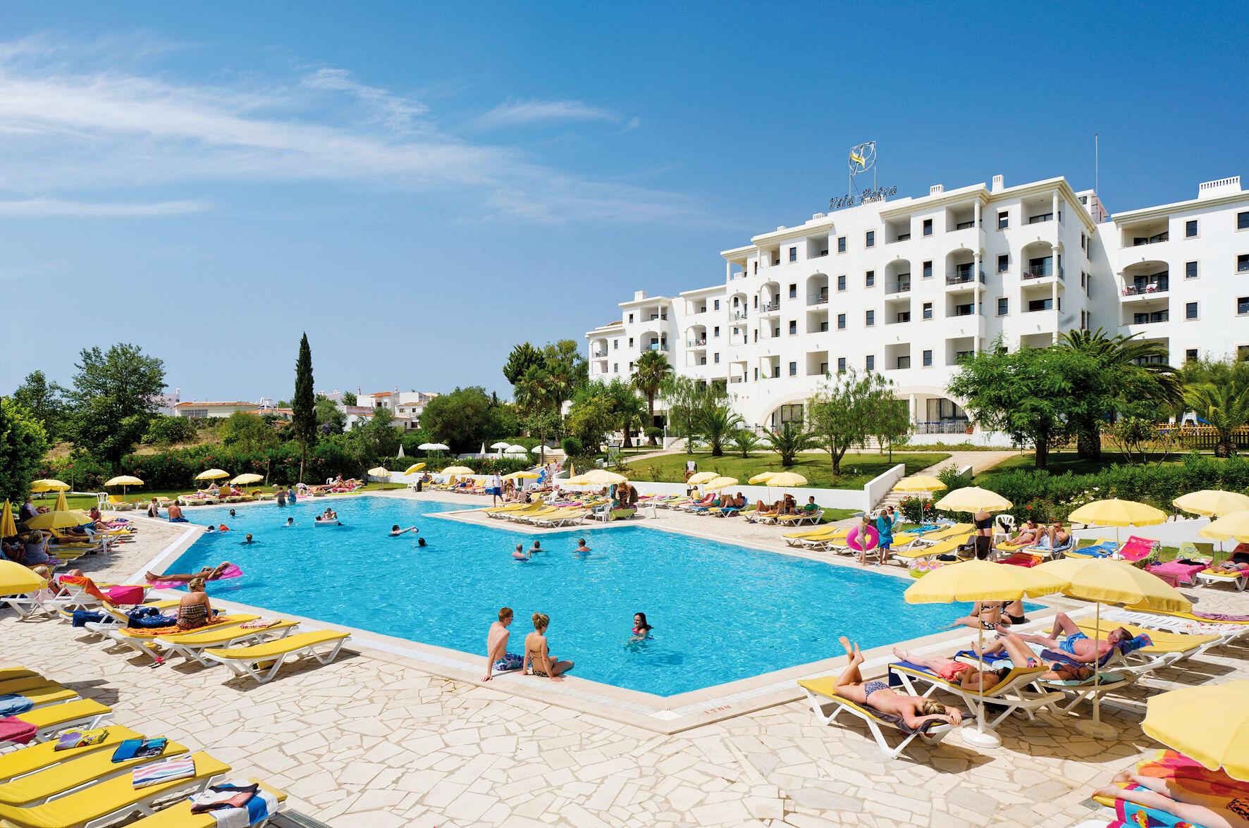 Portugal - Algarve - Albufeira - Hôtel Vila Petra 4*