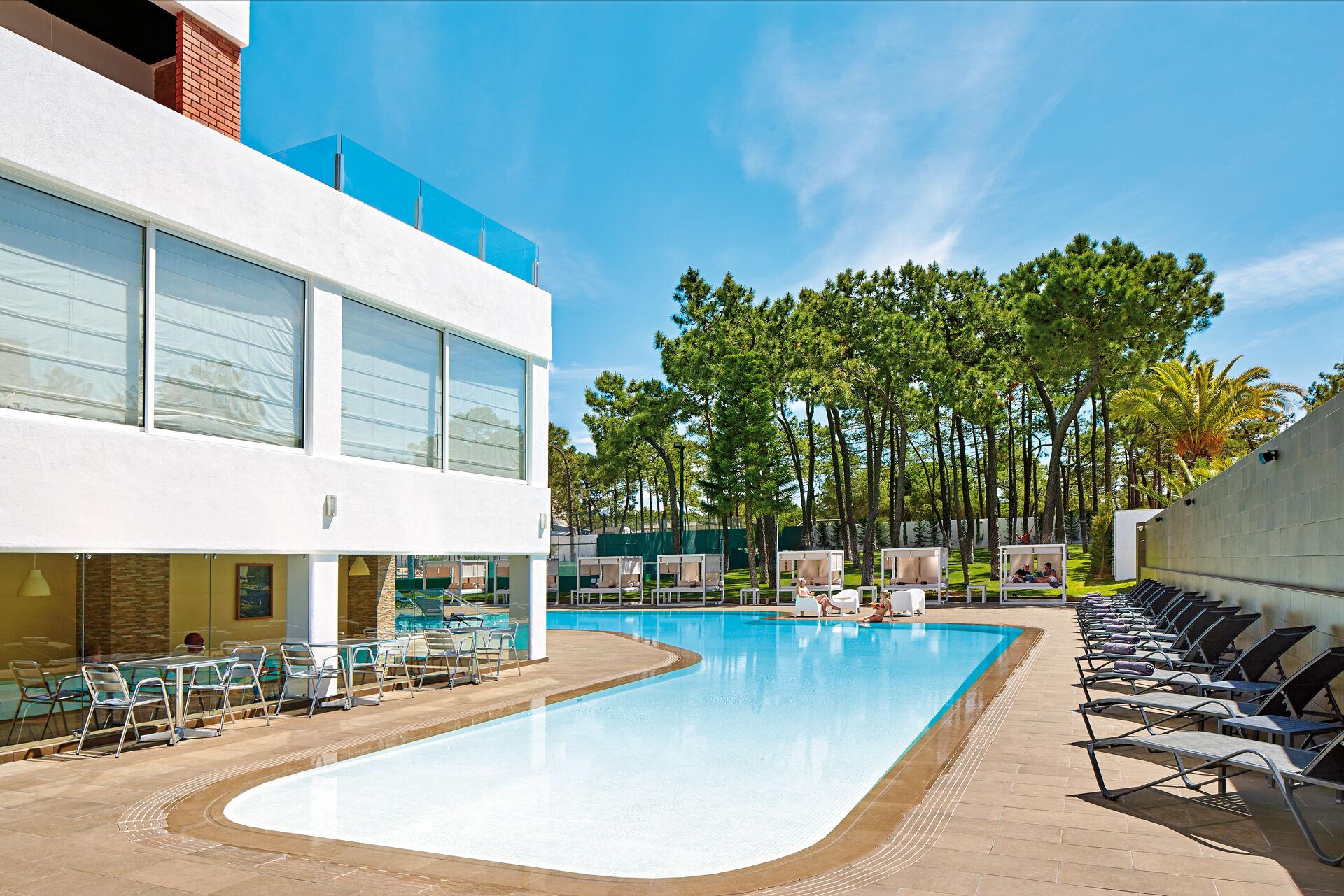 Portugal - Algarve - Faro - Monte Gordo - Hôtel Alcazar 4*