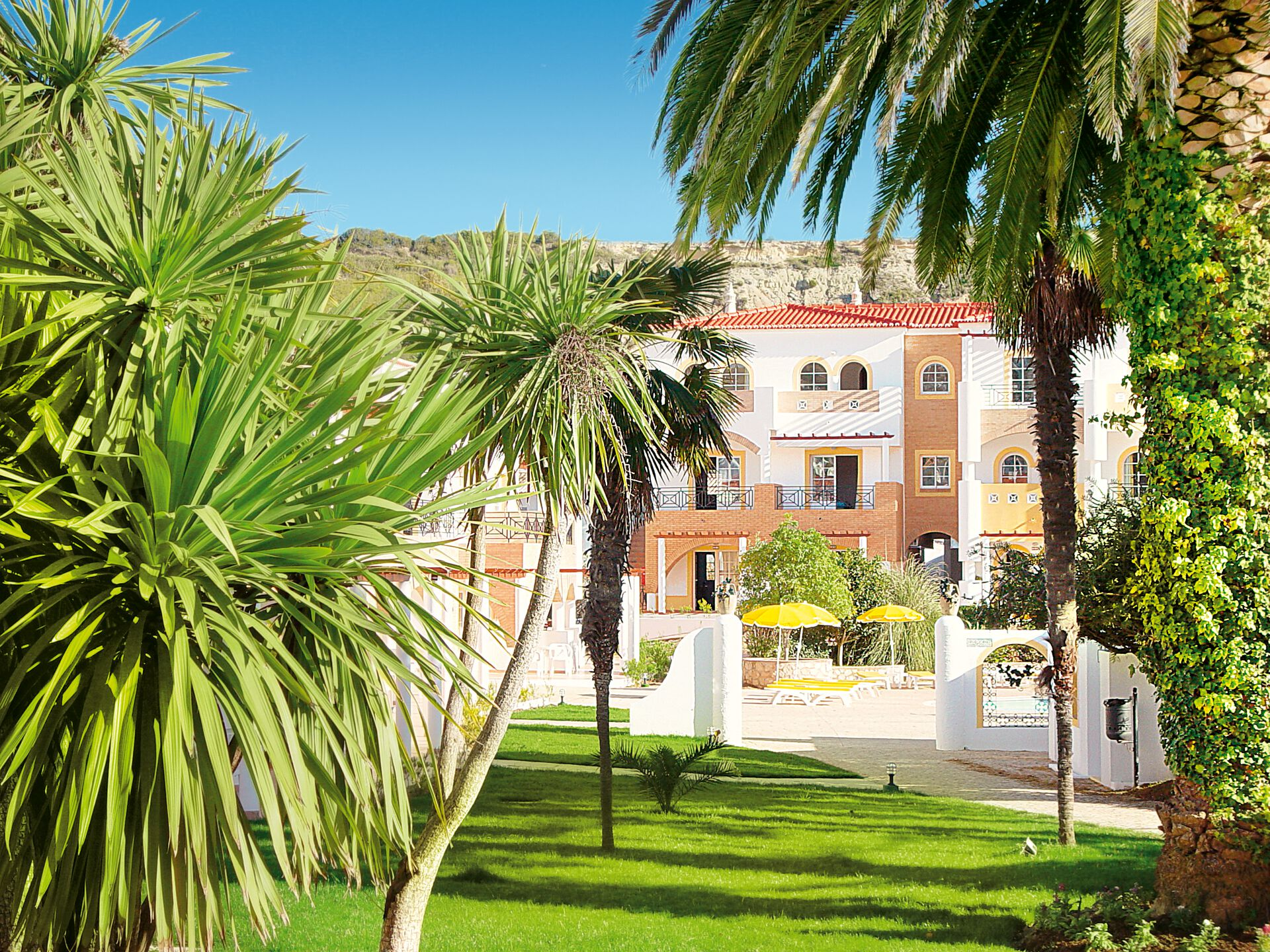 Portugal - Algarve - Hôtel Luz Bay Club 4*