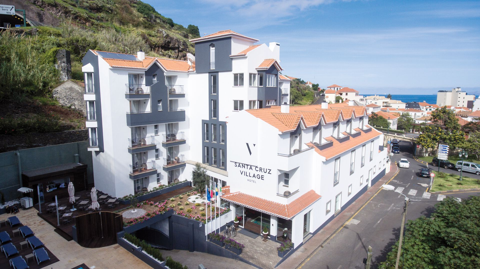 Madère - Ile de Madère - Hôtel Santa Cruz Village 4*
