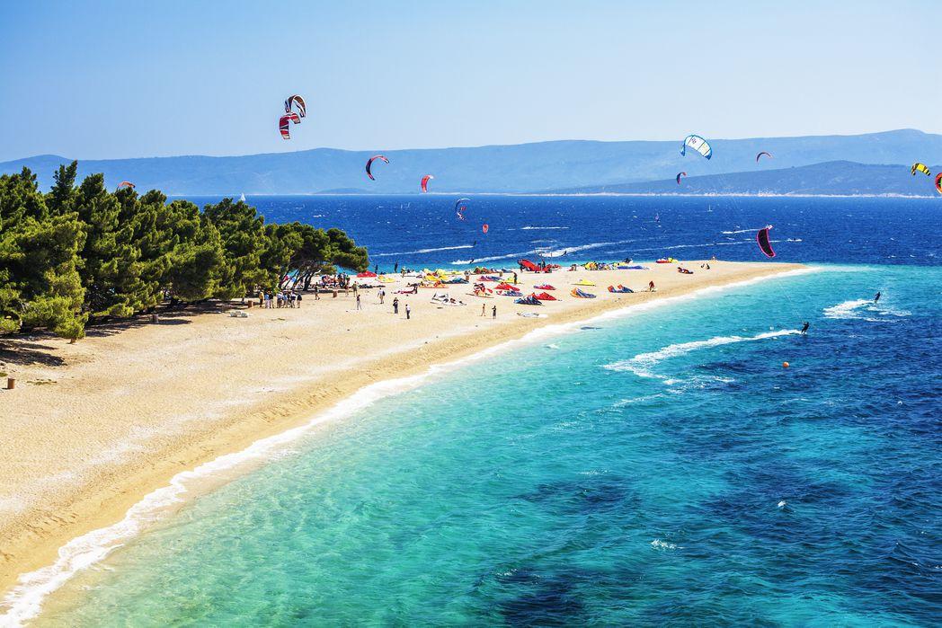 Croatie - Ile de Brac - Hôtel Bretanide Sport & Wellness Resort 4*