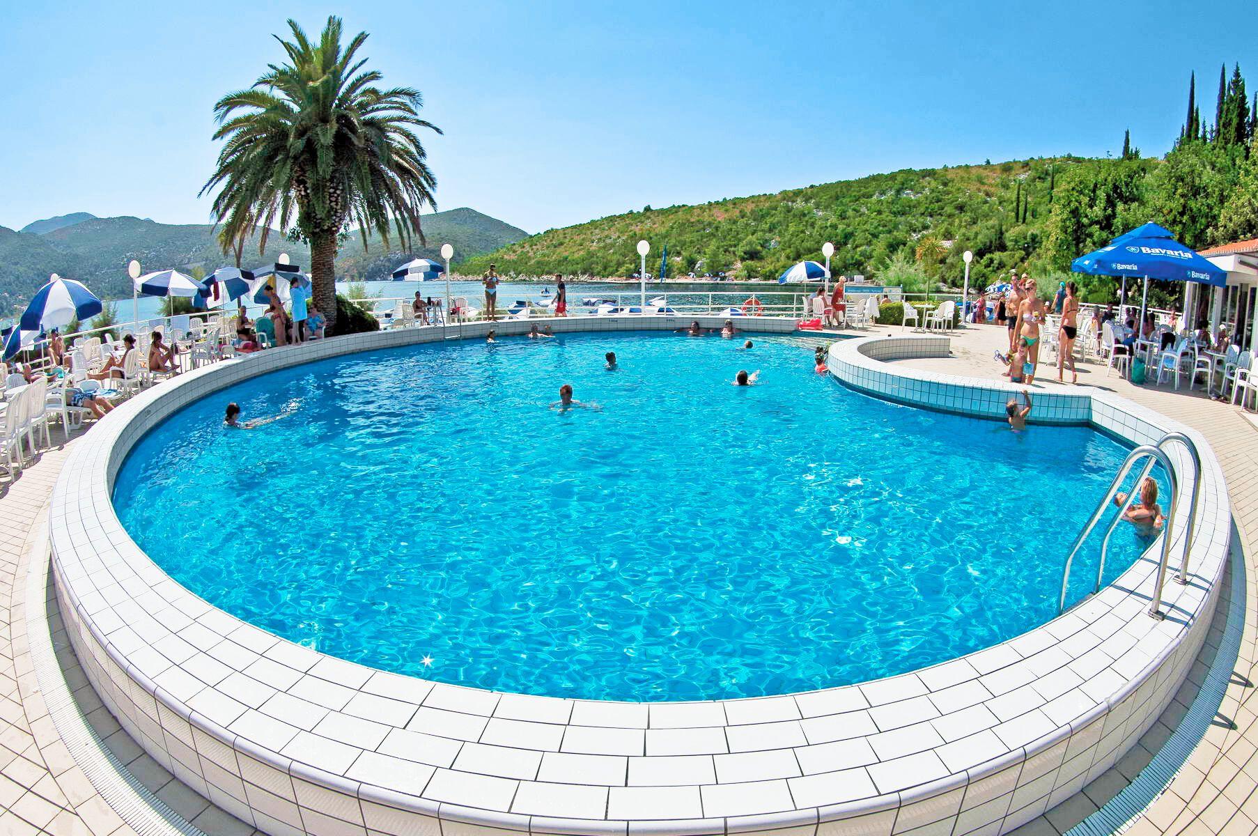 Croatie - Dubrovnik - Slano - Hôtel Osmine 4*