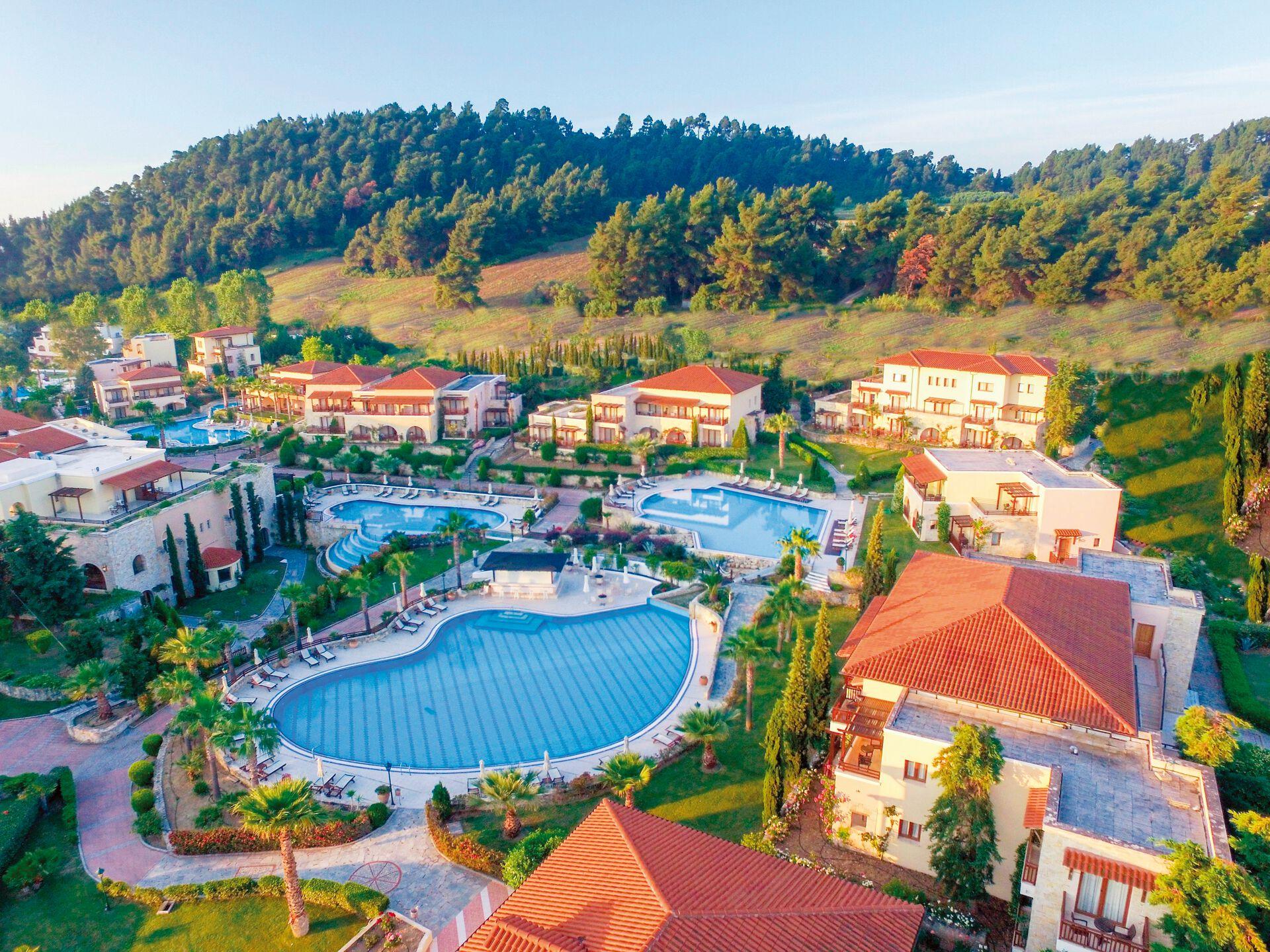 Hôtel Aegean Melathron Thalasso & Spa - 5*