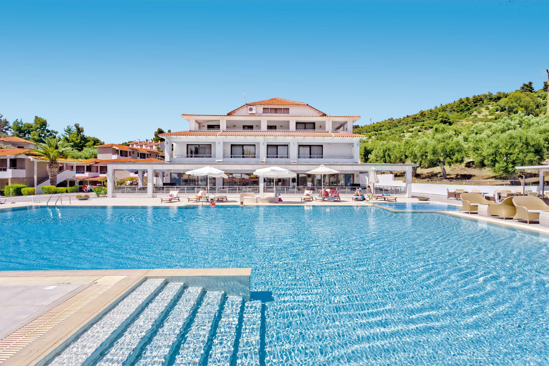 Hôtel Lagomandra Beach - 4*