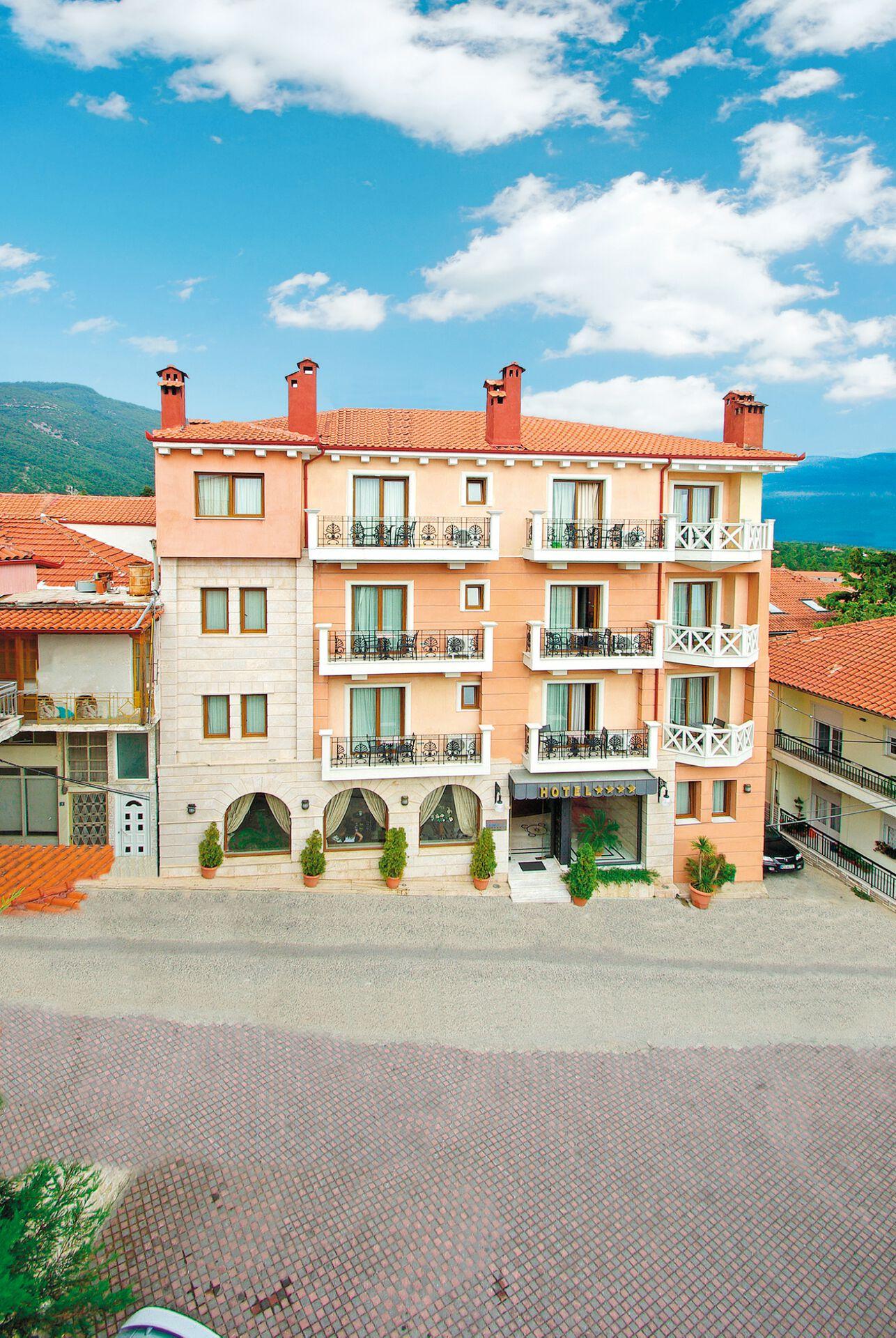 Hôtel Olympus Mediterranean 4* - 1