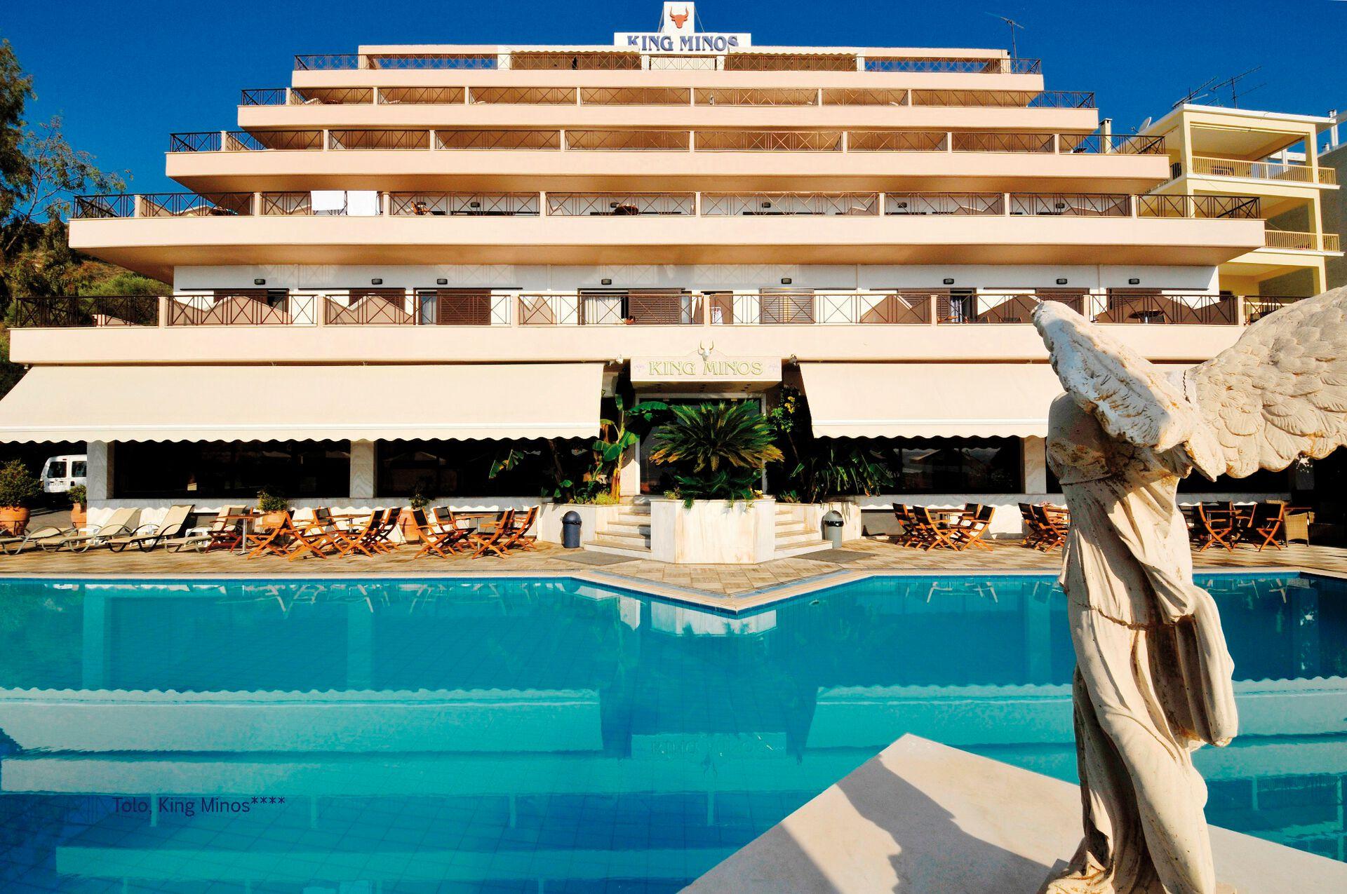 Hôtel King Minos 4* - 1