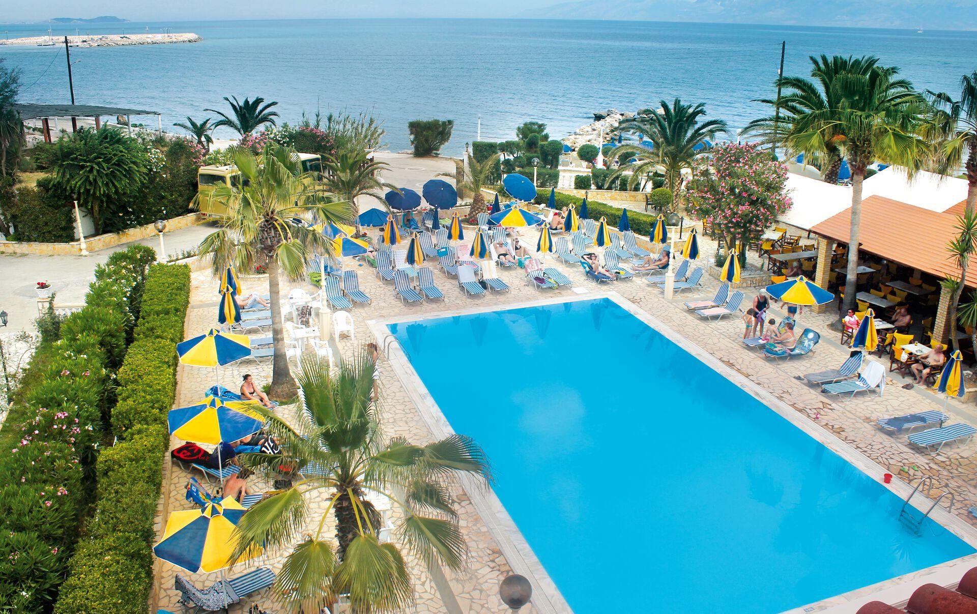 Hotel Angela Beach - 3*