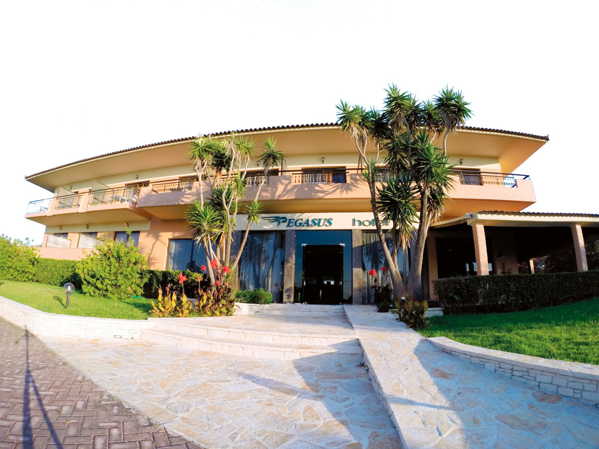 Hôtel Pegasus Corfu 3* - 1