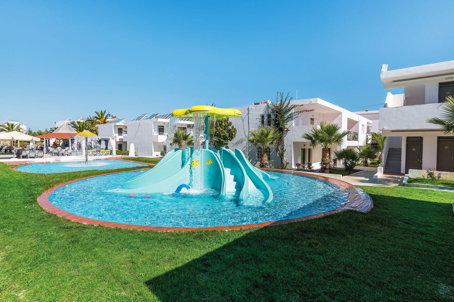 Rethymno Residence Aquapark & Spa - chambre double