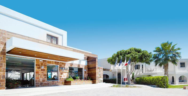 Hôtel Minos Village 3* - 1