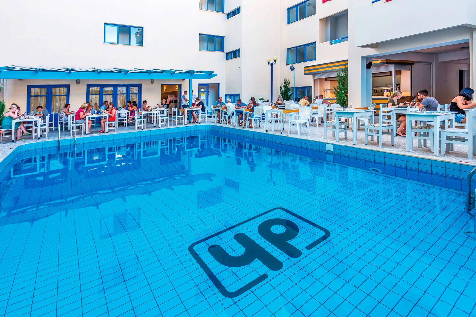 Séjour Grèce - Hotel Hersonissos Central - 3*