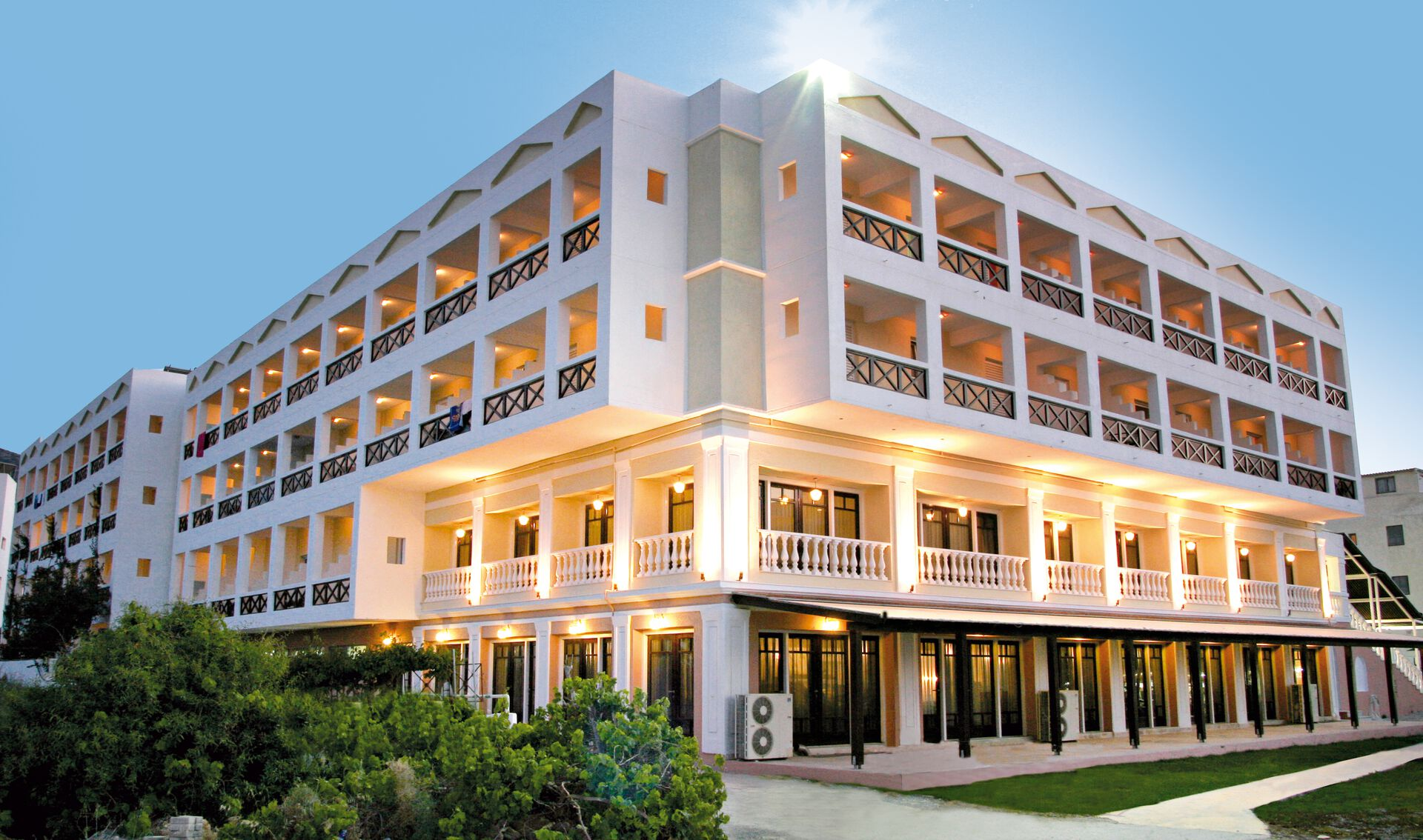 Hôtel Hersonissos Palace 4* - 1