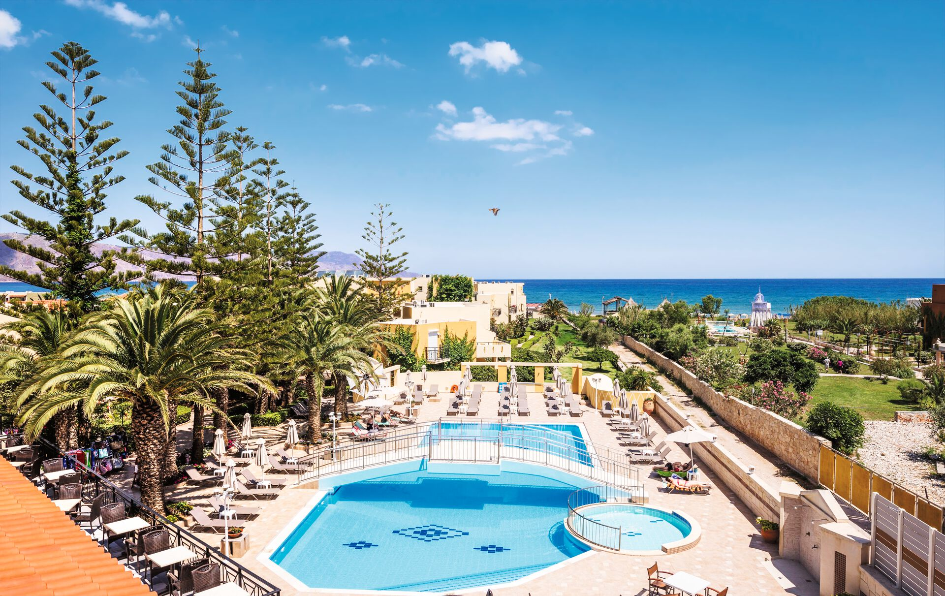 Hôtel Vantaris Beach 4* - 1