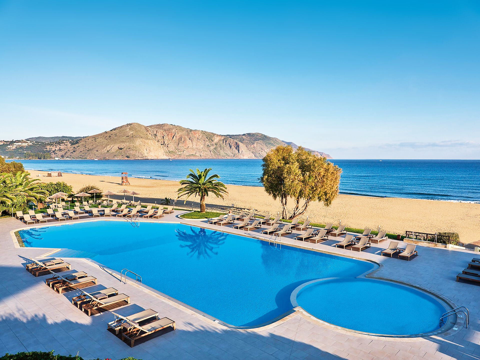 Hôtel Pilot Beach Resort 5*
