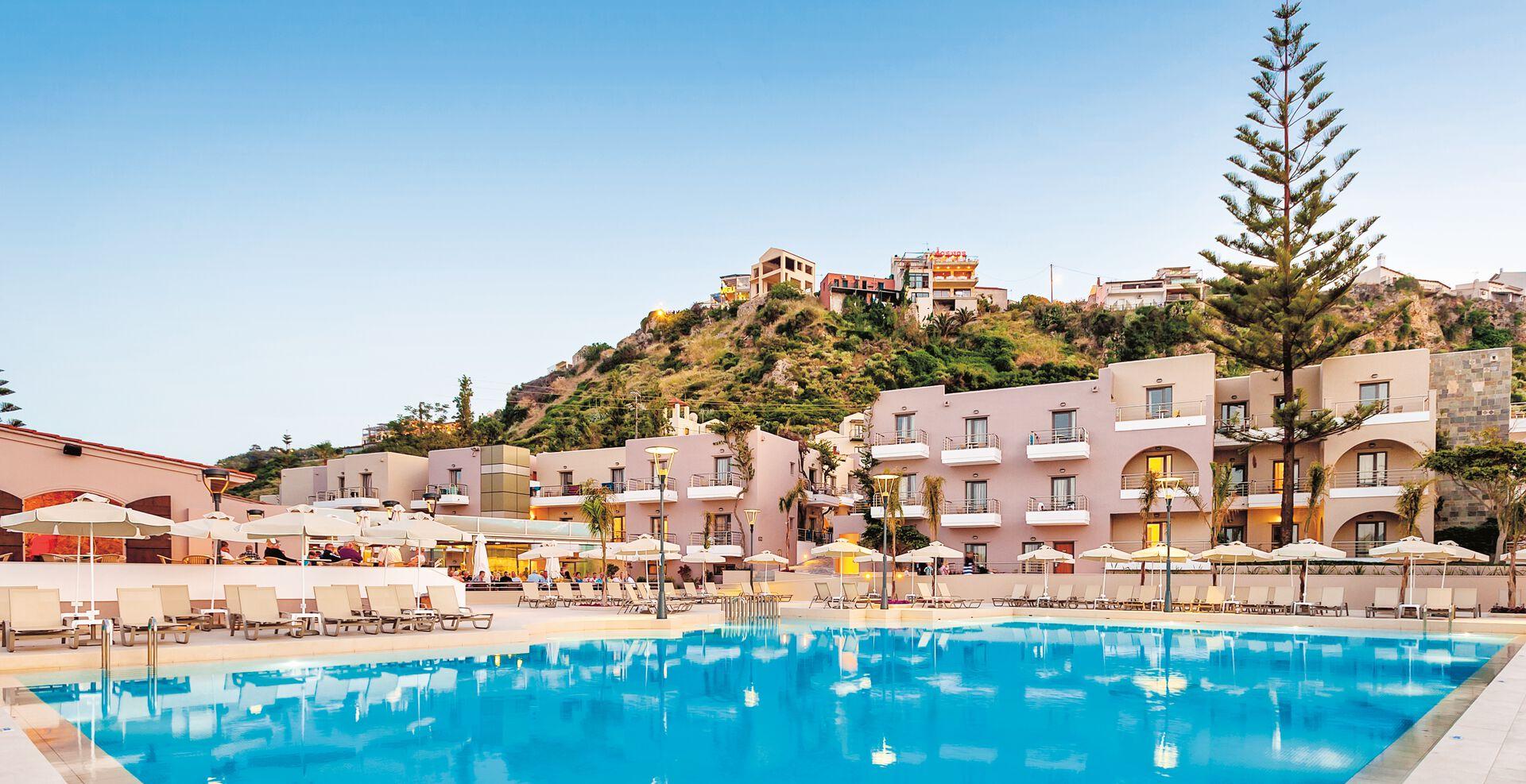 Porto Platanias Village Resort - 4* - 1