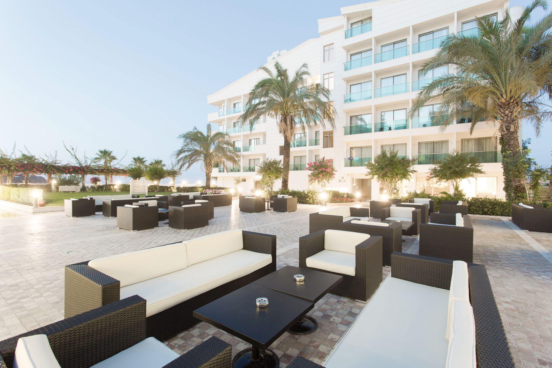 Turquie - Antalya - Club Hôtel Falcon 4*
