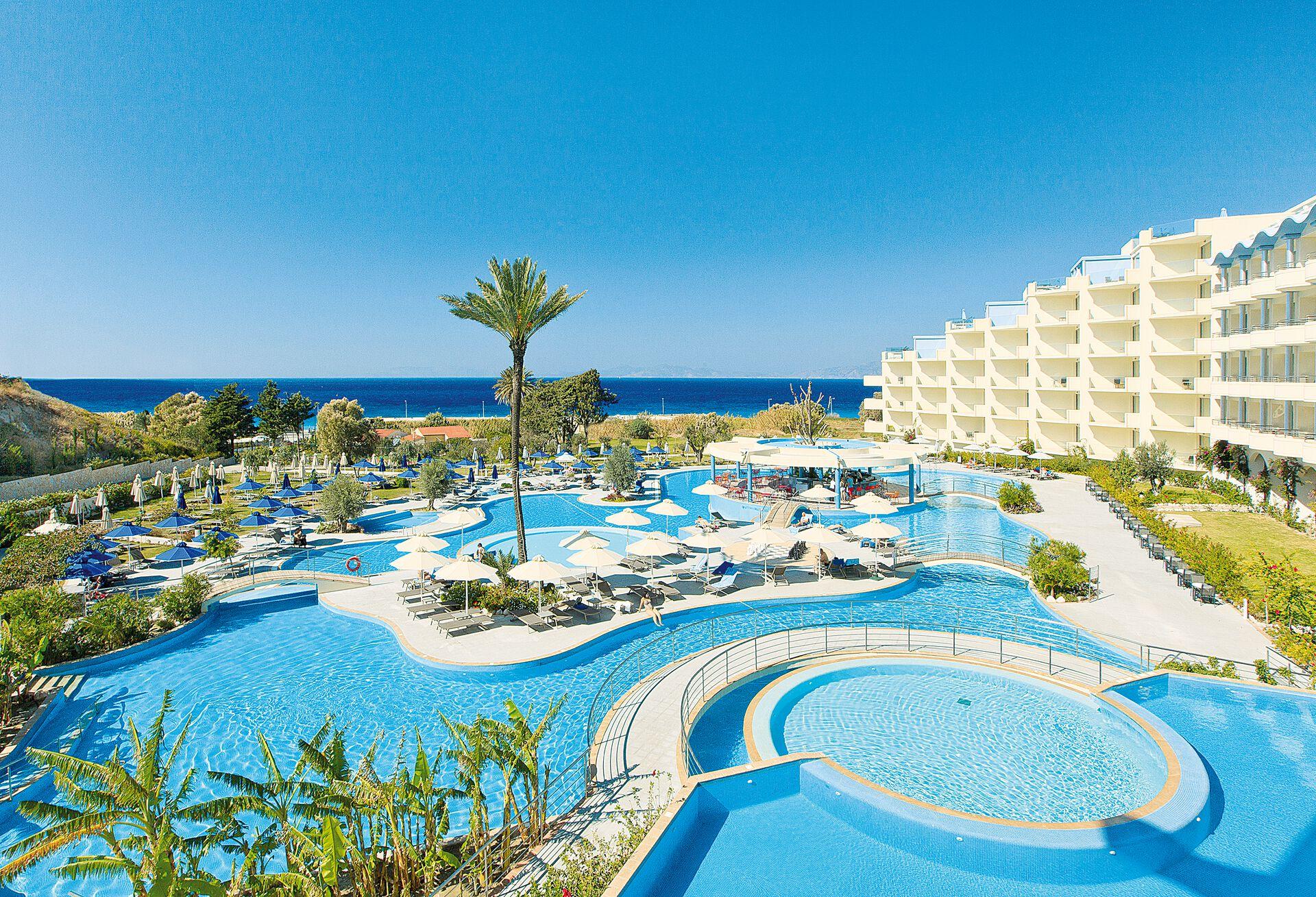 Hotel Atrium Platinum Luxury Resort & Spa - 5*