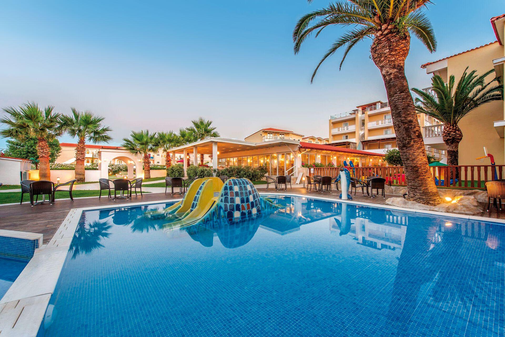 Hôtel Galaxy Beach Resort 3* - 1