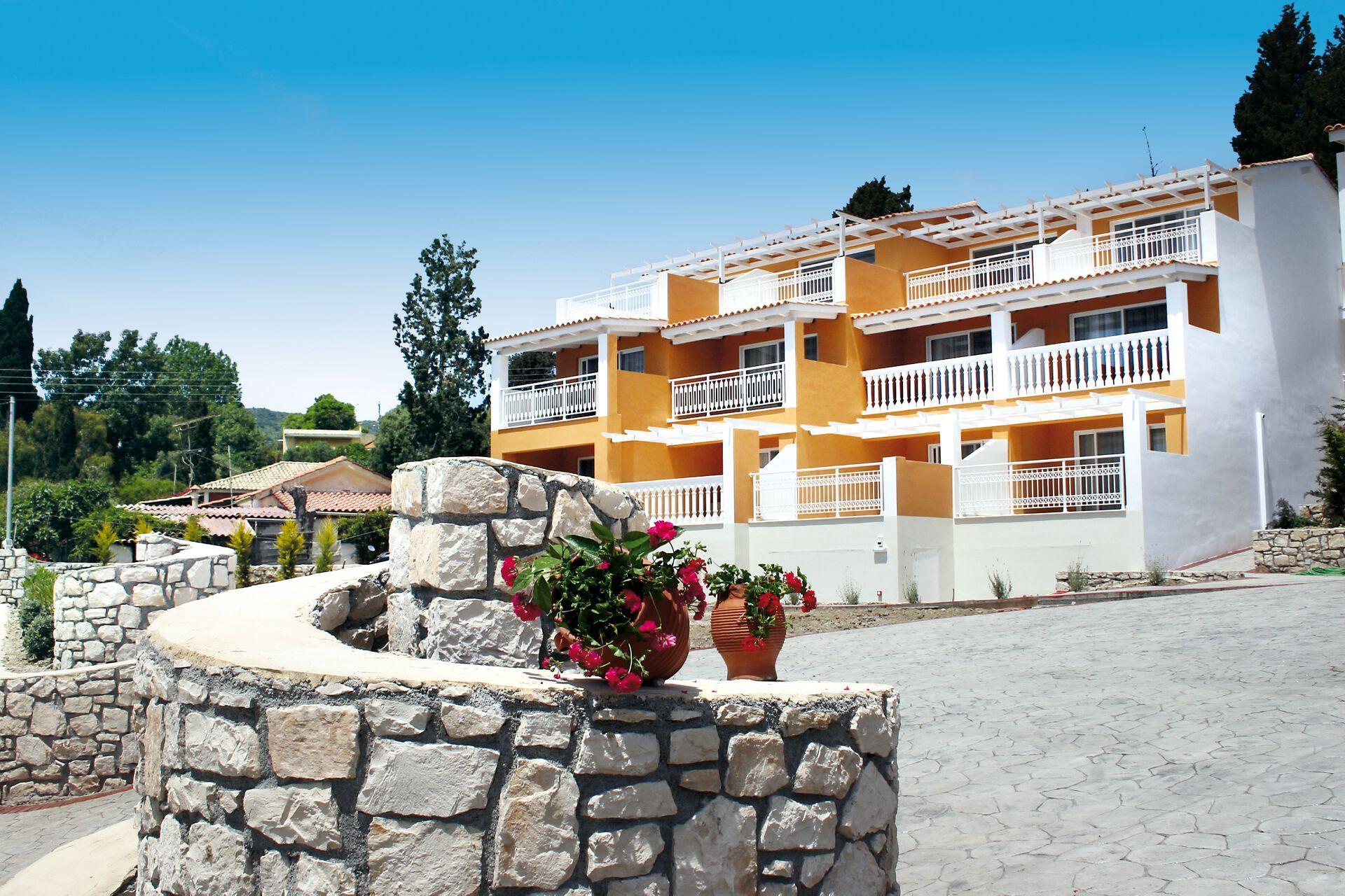 Hôtel Belvedere Luxury Suites 4*