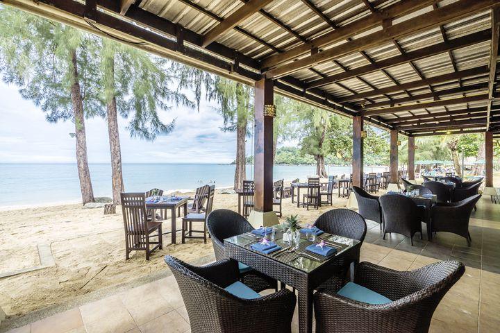 Restaurant im 4* Hotel Khao Lak Emerald Beach Resort