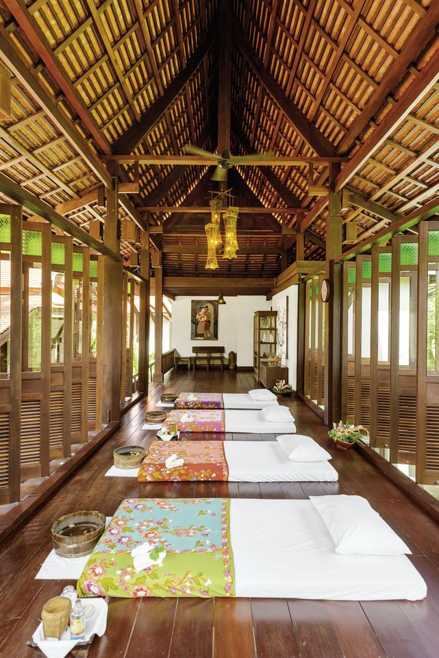 Khaolak Bhandari Resort & Spa - chalet