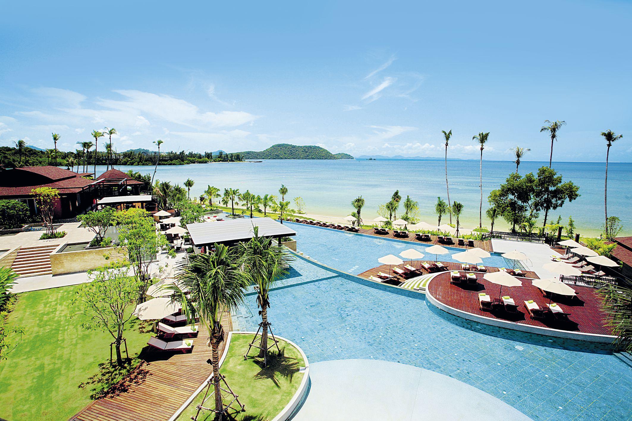 Pullman Phuket Panwa Beach Resort - 5*