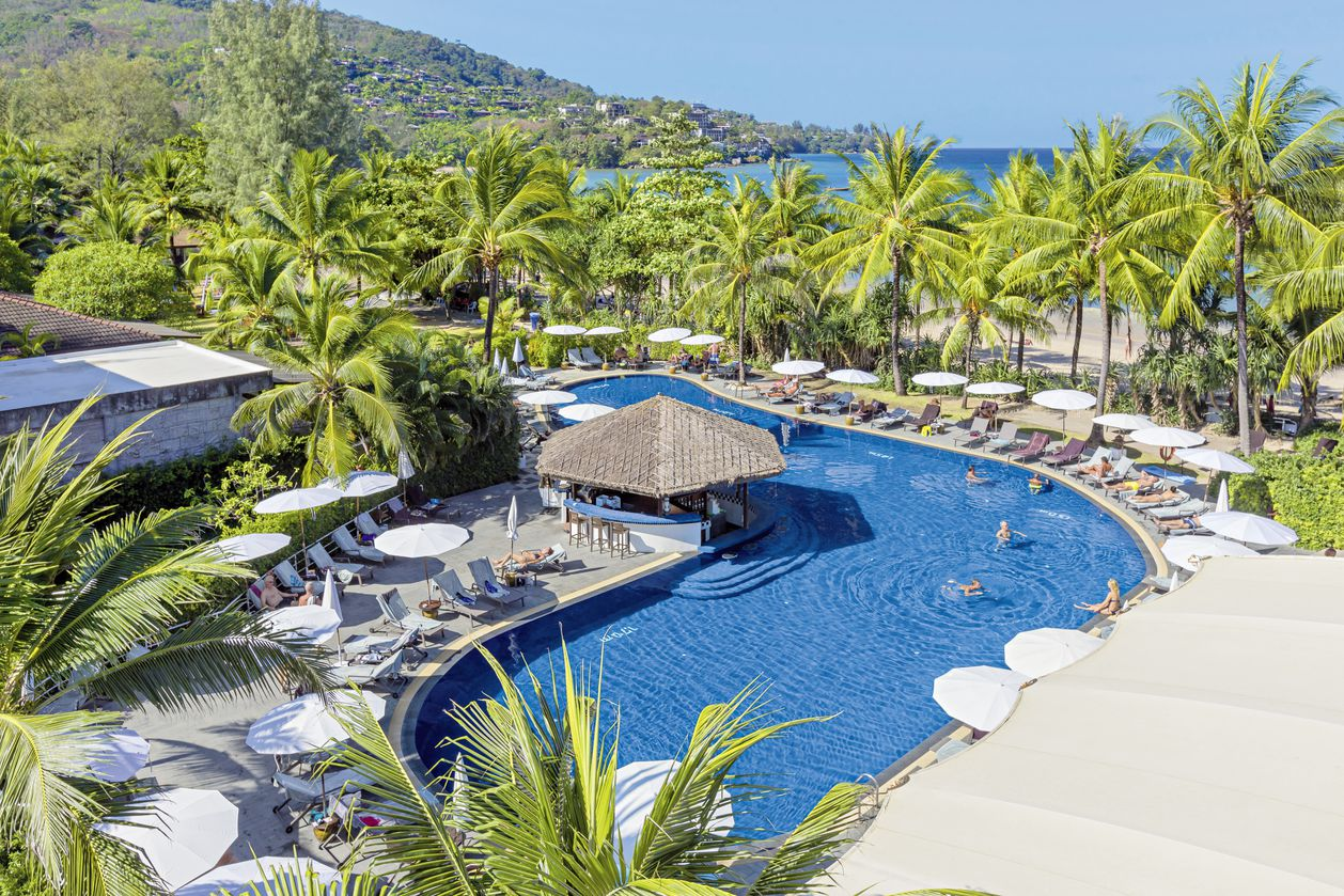 Hôtel Kamala Beach Resort 4*