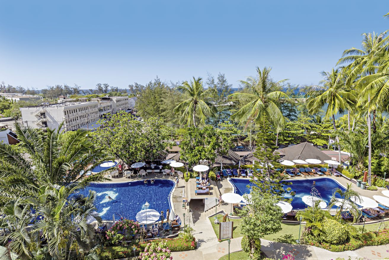 Best Western Phuket Ocean Resort - 3*