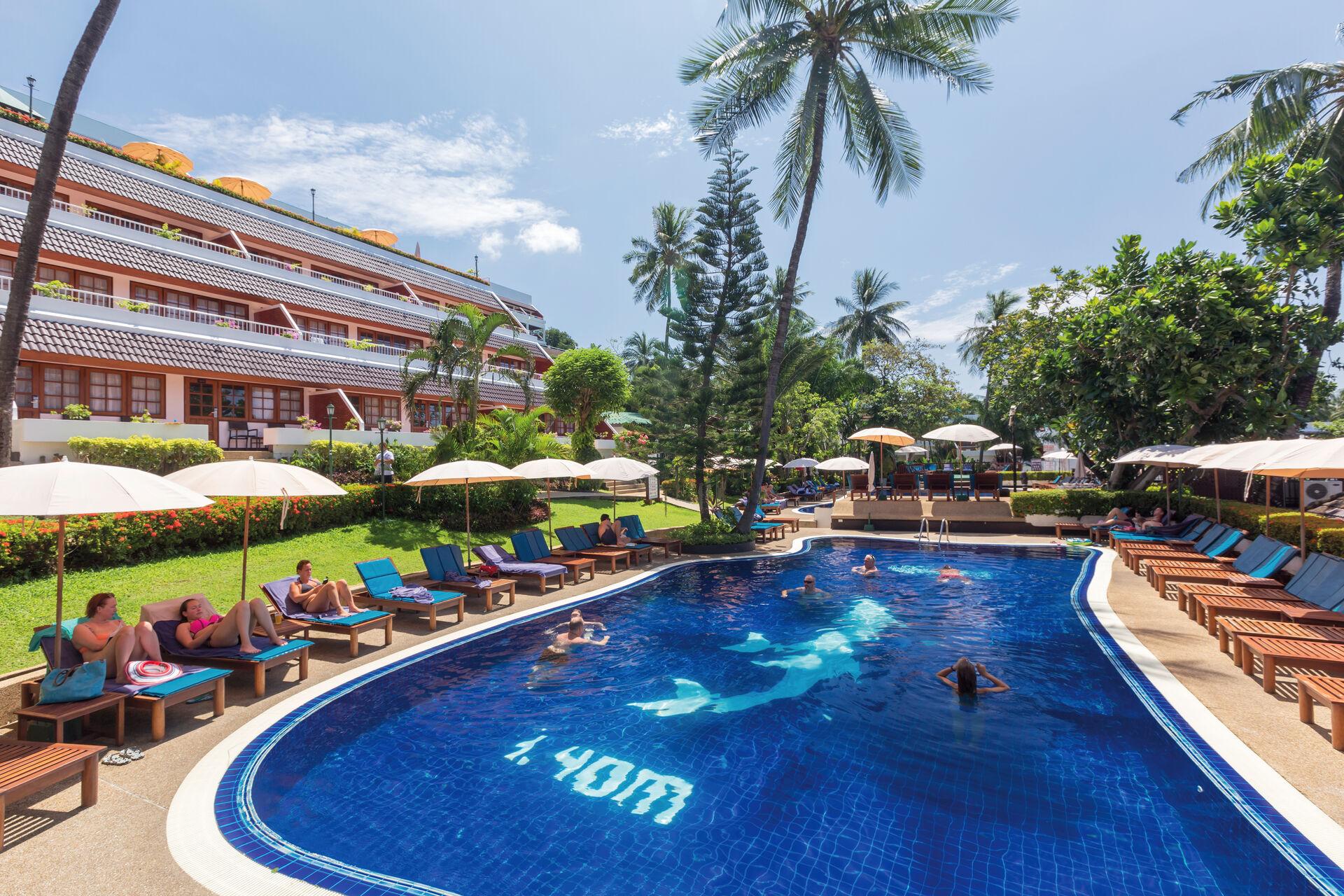 Thaïlande - Phuket - Karon - Hôtel Best Western Phuket Ocean Resort 3*