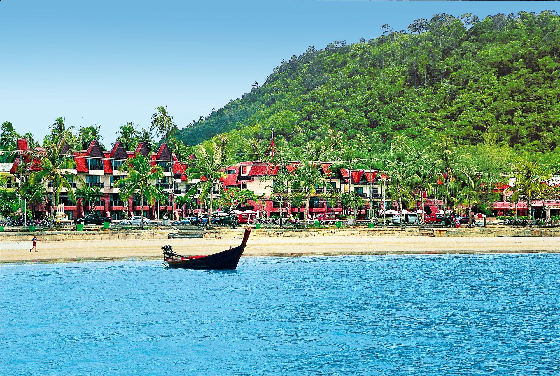 Séjour Thaïlande - Seaview Patong Hôtel - 4*