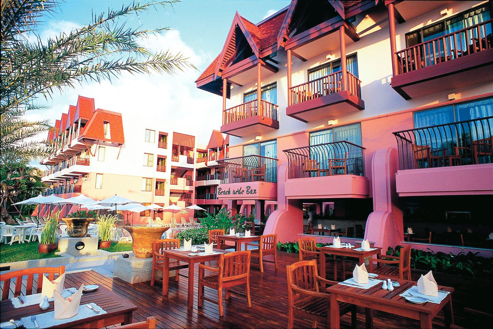 Thaïlande - Phuket - Patong - Seaview Patong Hôtel 3*