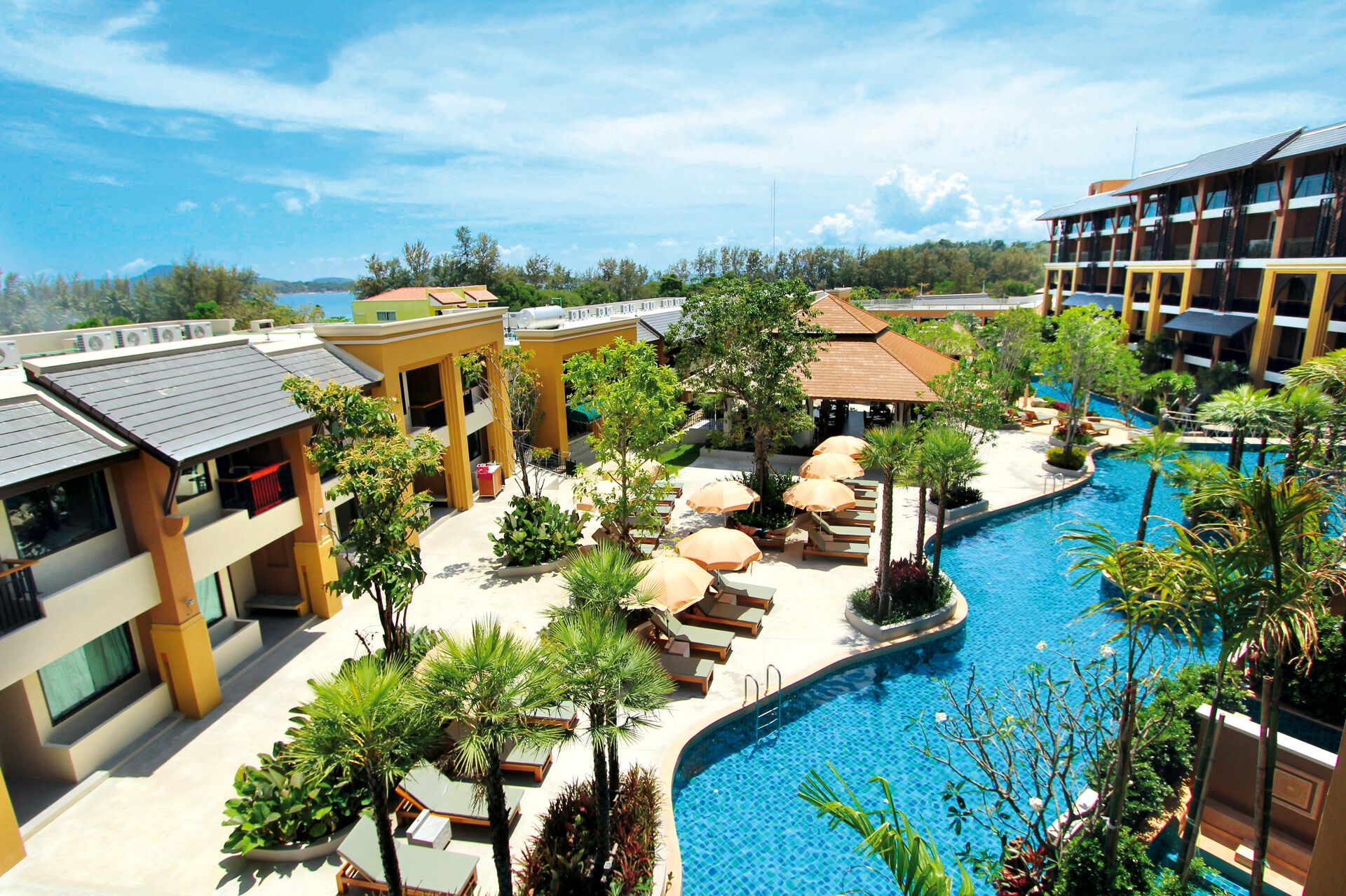 rawai palm beach resort - 4*