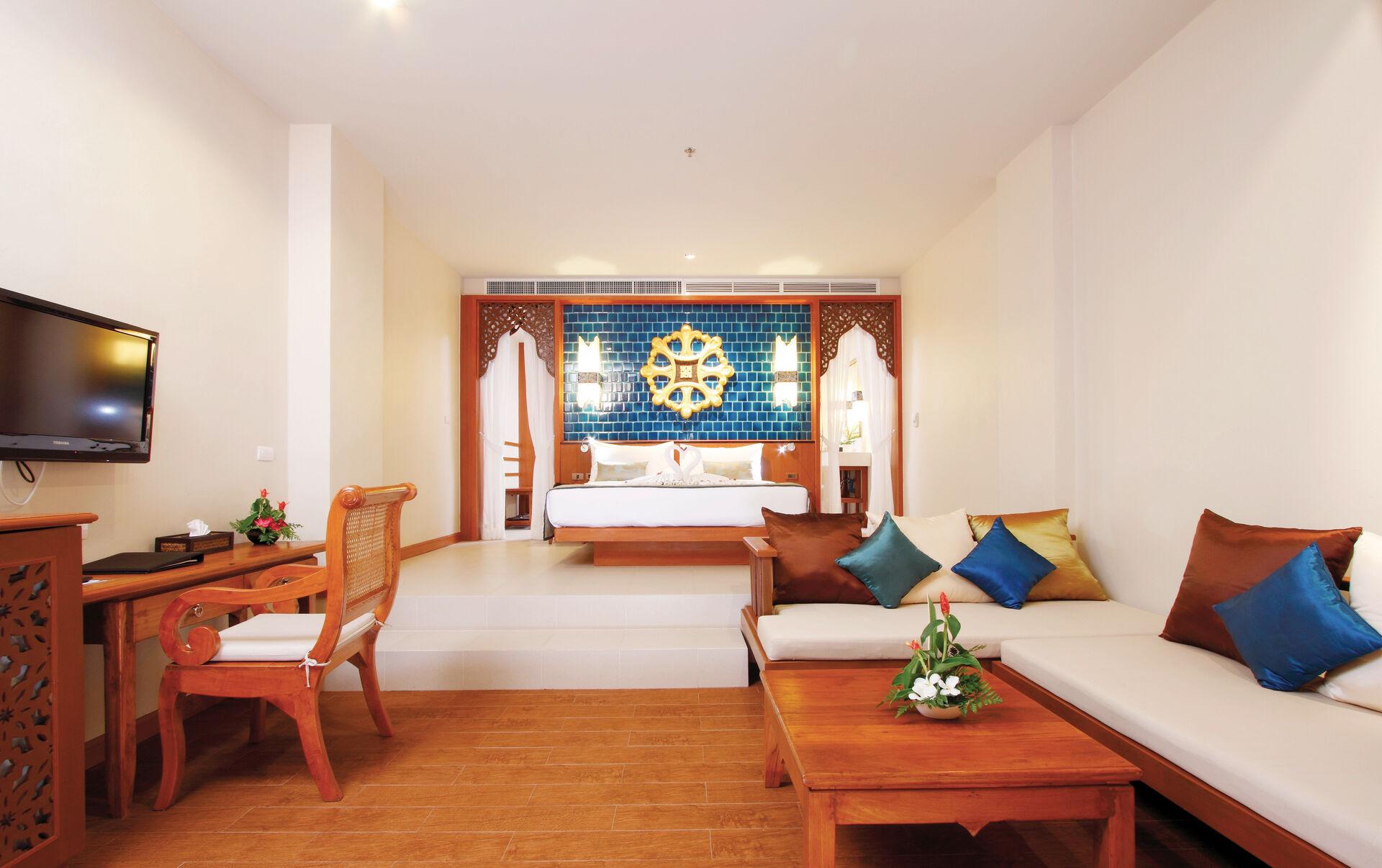 Thaïlande - Phuket - Rawai - Hôtel Rawai Palm Beach Resort 4*