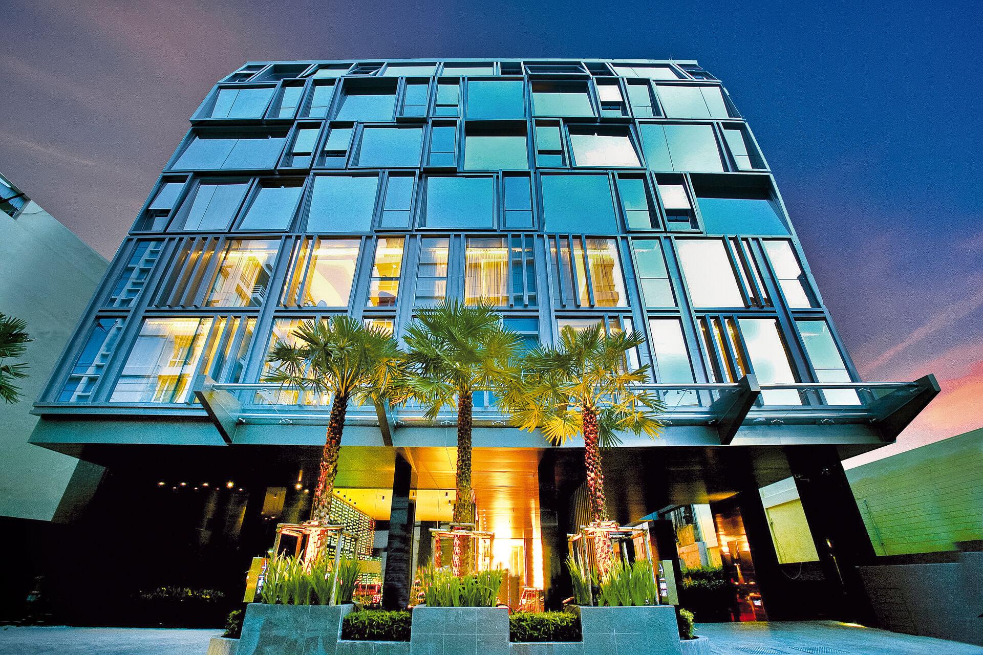Galleria 10 Hôtel Bangkok 4*