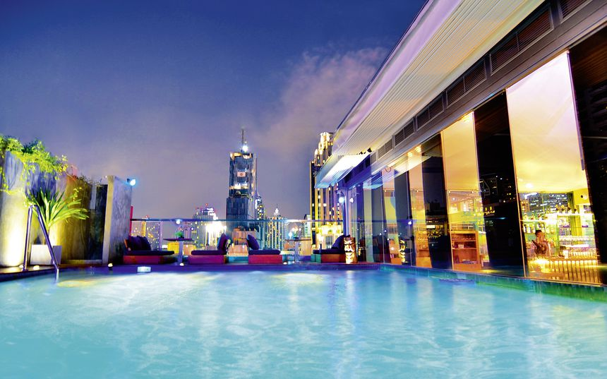 Galleria 10 Hotel Bangkok - chambre double deluxe