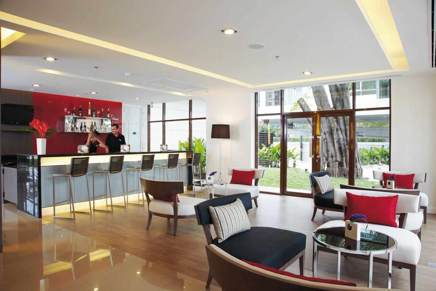 Thaïlande - Bangkok - Hôtel Ibis Bangkok Riverside 3*