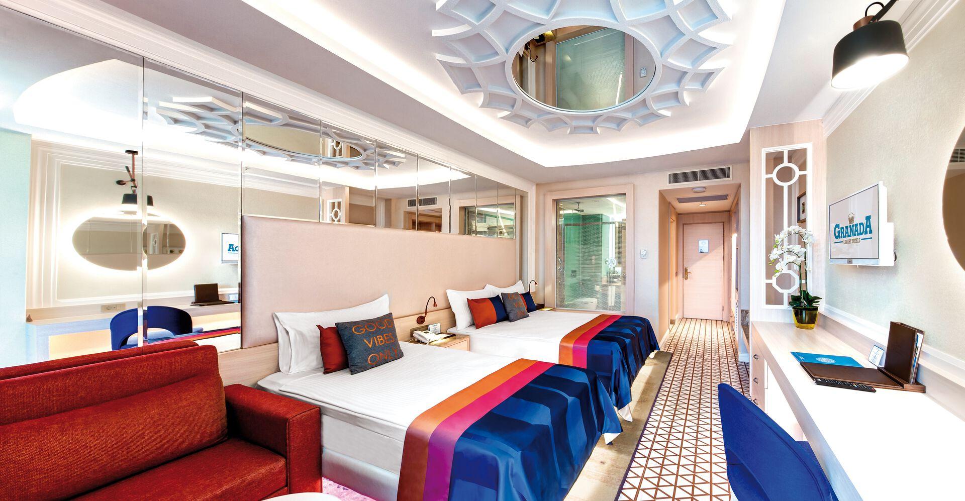 Turquie - Belek - Hôtel Granada Luxury Belek 5*
