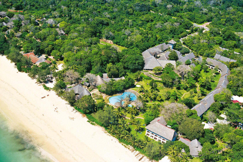 Papillon Lagoon Reef - chambre double côté jardin