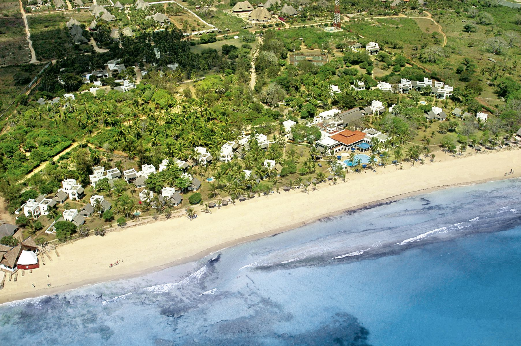 Jacaranda Indian Ocean Beach Resort - 4*