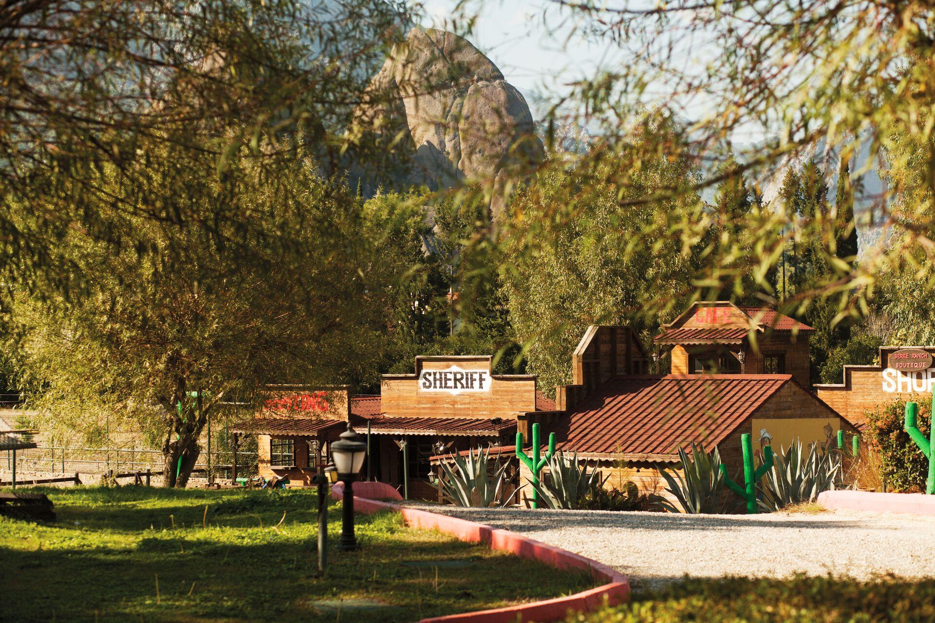hotel berke ranch & nature - 0*
