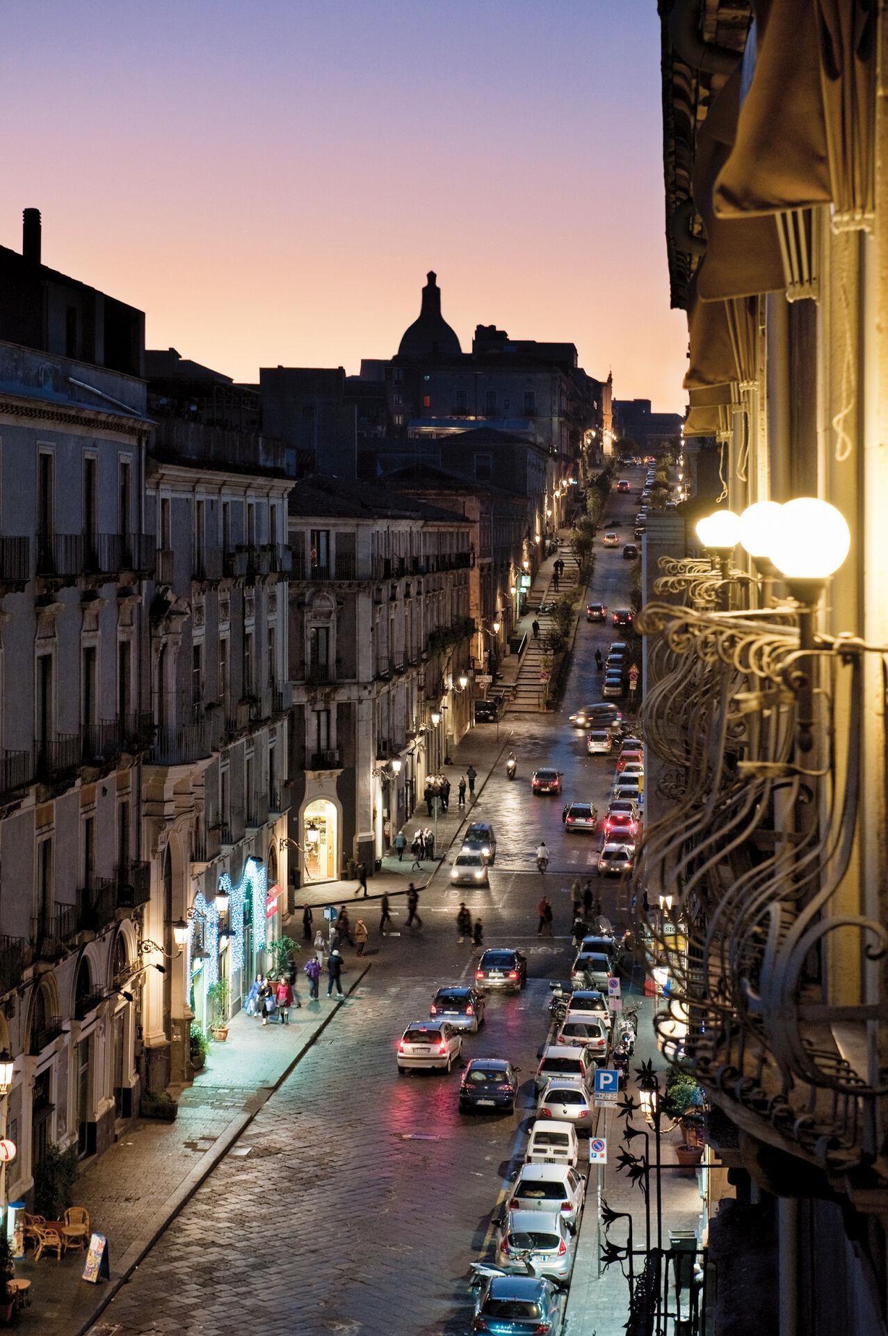 Séjour Sicile - Manganelli Palace - 3*
